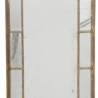 Italian Neoclassical Mirror Framed Mirror