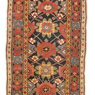 Persian Floral Runner