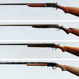 Four Shotguns