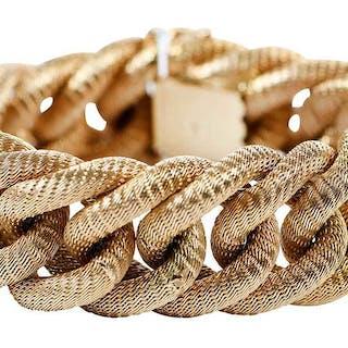 18kt. Gold Bracelet
