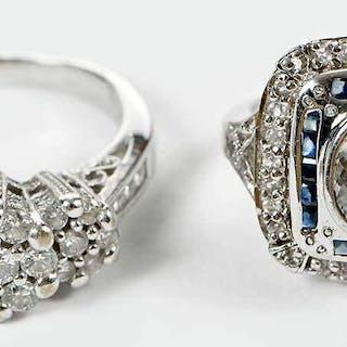 65fc346d0d9ed5 Aquamarine ring – Auction – All auctions on Barnebys.com