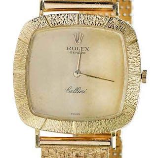 Rolex 18kt. Cellini Watch