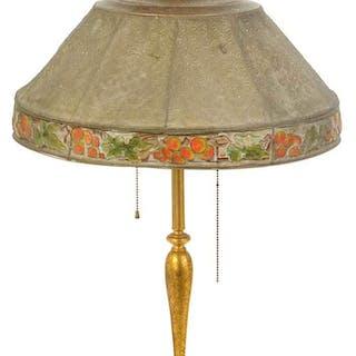 Louis Comfort Tiffany Furnaces Lamp