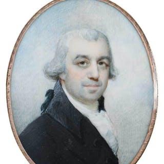 Benjamin Trott, Portrait Miniature