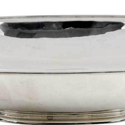 Erickson Sterling Square Bowl