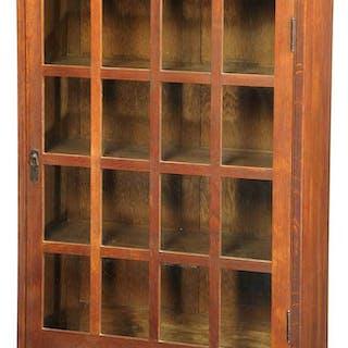 Stickley Craftsman One Door Bookcase