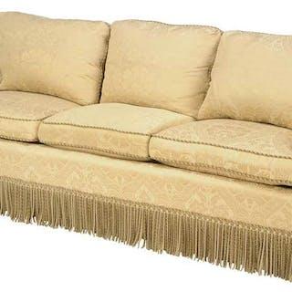 Custom Ordered Upholstered Sofa
