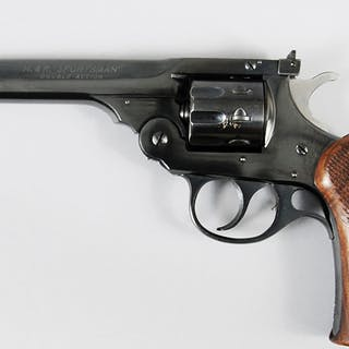 H & R Sportsman Top Break Double Action Revolver