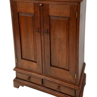 Miniature Armoire by Fred T. Laughon