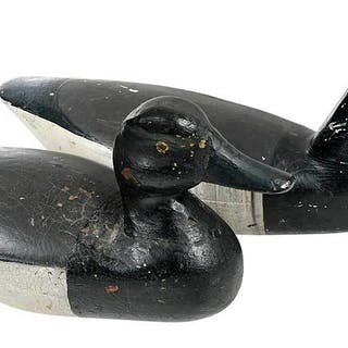 Two New Jersey Decoys