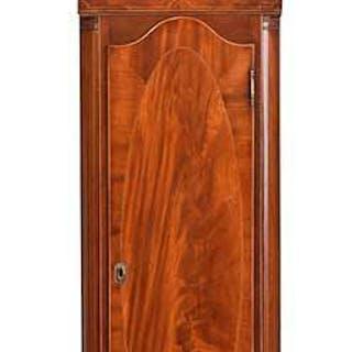 American Federal Tall Case Clock