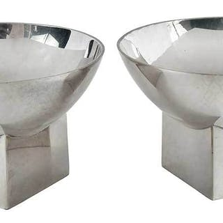 Pair of Bvlgari Small Bowls