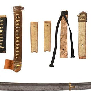 japanese sword | Barnebys