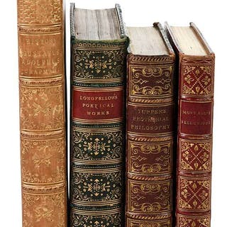 Group of Fore-Edge Painting Books