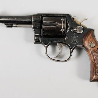 Smith & Wesson Model 10-7 Revolver