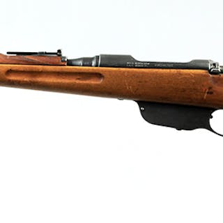 Steyr Mannlicher M95 Straight Pull Bolt Action Rifle