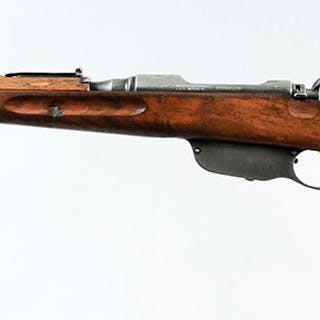 Steyr Mannlicher M95/34 Straight Pull Bolt Action Rifle