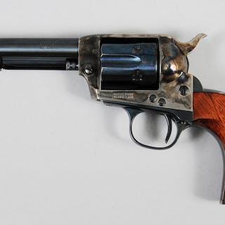 Pair Cimarron Model P Jr Revolvers