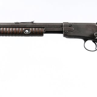 Winchester Model 1890 Slide Action Rifle