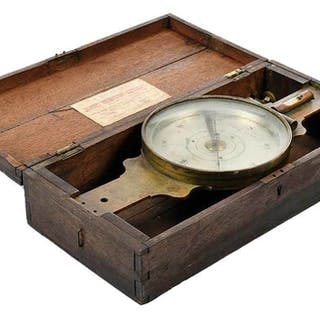 Blunt & Co. Surveyors Compass