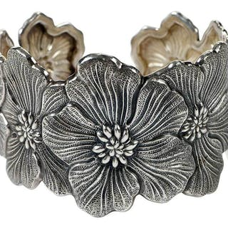Buccellati Sterling Silver Bracelet