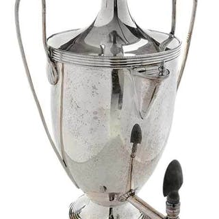 Argyle Silver Plate Hot Water Urn