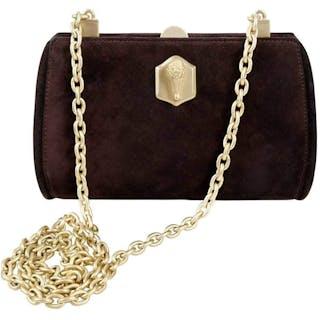 Kieselstein-Cord Suede Bag