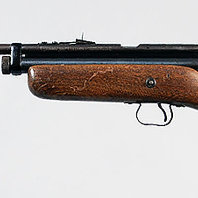 Crosman 180 Pellgun CO2 Pellet Rifle