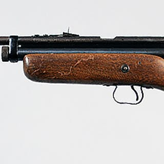 Crosman 180 Pellgun CO2 Pellet Rifle