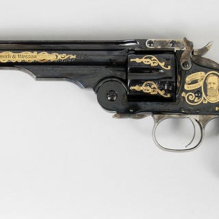 Smith & Wesson 150th Anniversay Edition of Schofield Revolver