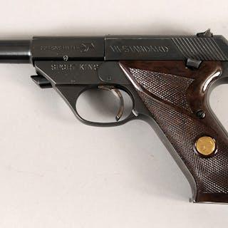 Hi Standard Sport King Model 103 Pistol