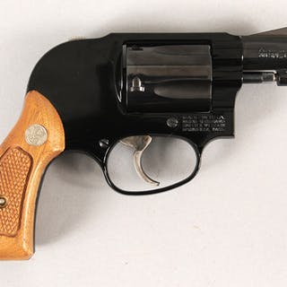 Smith & Wesson Model 38-1 Revolver