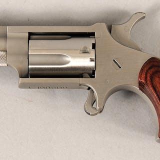 North American Arms Mini Revolver and Case