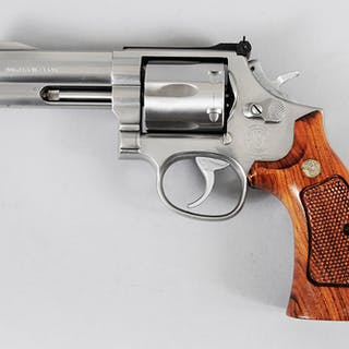 Smith & Wesson Model 686-3 Revolver