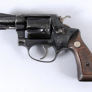 Smith & Wesson Model 32-1 Revolver