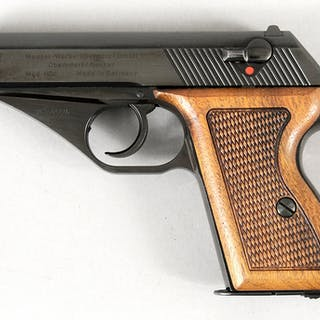 Mauser Interarms Model HSc Pistol