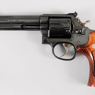 Smith & Wesson Model 586-1 Revolver