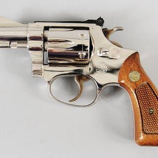 Smith & Wesson Model 34-1 Revolver