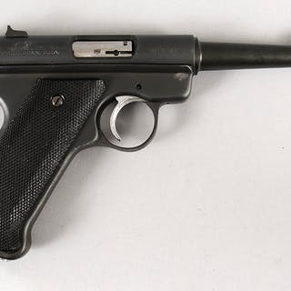 Ruger 22 Semi-Automatic Pistol