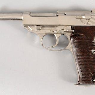 P38 Semi-Automatic Pistol