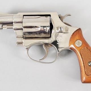 Smith & Wesson Model 36 Revolver