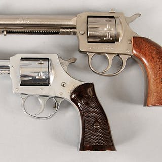 Two H&R Revolvers