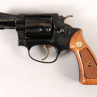 Smith & Wesson Model 36 Revolver with Box