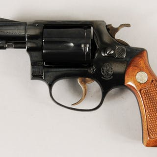 Smith & Wesson Model 36 Revolver