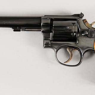 Smith & Wesson Model 17-4 Revolver