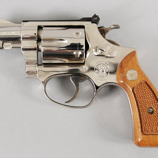 Smith & Wesson Model 34-1 Revolver