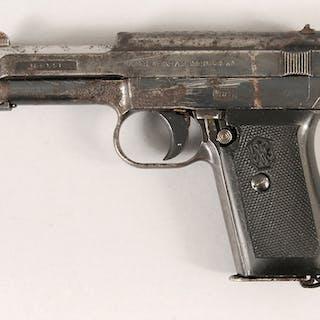 Mauser-Werke Semi-Automatic Pistol