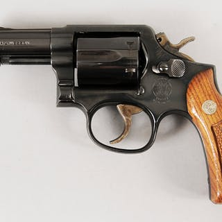 Smith & Wesson Model 13-3 Revolver