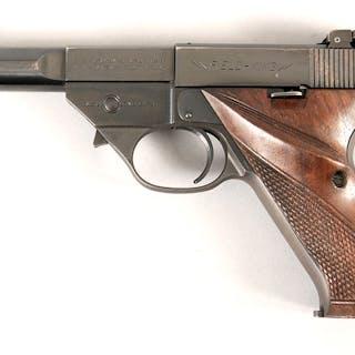 Hi Standard Field King Semi-Auto Pistol