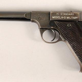 Hi Standard Model H-D Military Pistol